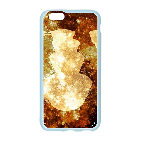 Sparkling Lights Apple Seamless iPhone 6/6S Case (Color)