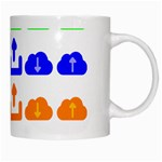 Download Upload Web Icon Internet White Mugs Right