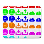 Download Upload Web Icon Internet Large Mousepads Front