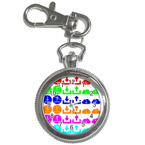 Download Upload Web Icon Internet Key Chain Watches