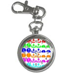 Download Upload Web Icon Internet Key Chain Watches Front