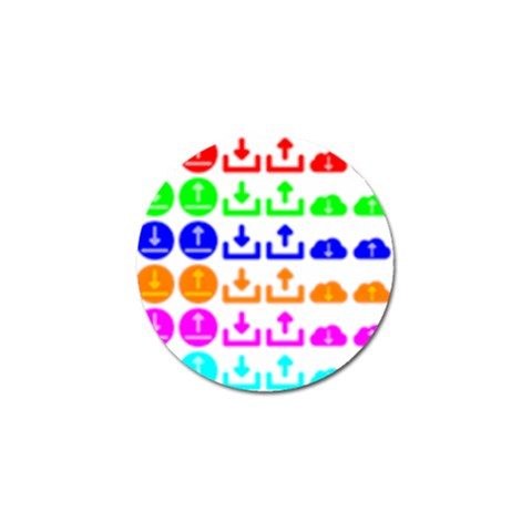 Download Upload Web Icon Internet Golf Ball Marker