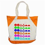 Download Upload Web Icon Internet Accent Tote Bag Front