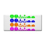 Download Upload Web Icon Internet Hand Towel Front
