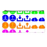 Download Upload Web Icon Internet Pencil Cases Front