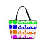 Download Upload Web Icon Internet Shoulder Handbags Front