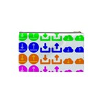 Download Upload Web Icon Internet Cosmetic Bag (Small)  Back