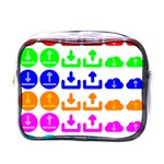 Download Upload Web Icon Internet Mini Toiletries Bags Front
