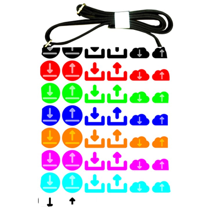 Download Upload Web Icon Internet Shoulder Sling Bags