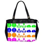 Download Upload Web Icon Internet Office Handbags (2 Sides)  Front