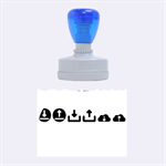 Download Upload Web Icon Internet Rubber Oval Stamps 1.88 x1.37  Stamp