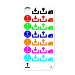 Download Upload Web Icon Internet Apple iPhone 4 Case (White) Front