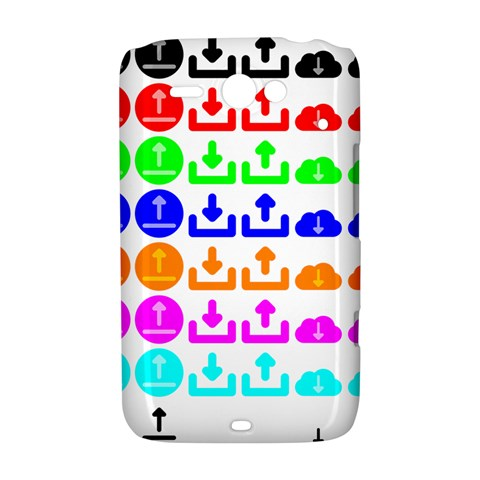 Download Upload Web Icon Internet HTC ChaCha / HTC Status Hardshell Case