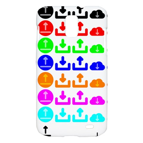 Download Upload Web Icon Internet Samsung Galaxy S II Skyrocket Hardshell Case