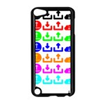 Download Upload Web Icon Internet Apple iPod Touch 5 Case (Black) Front