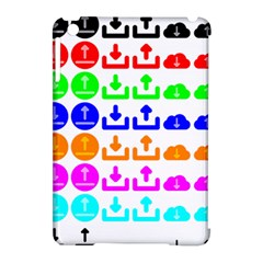 Download Upload Web Icon Internet Apple iPad Mini Hardshell Case (Compatible with Smart Cover)