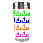 Download Upload Web Icon Internet Stainless Steel Travel Tumblers Center