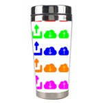 Download Upload Web Icon Internet Stainless Steel Travel Tumblers Right