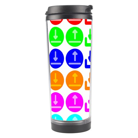 Download Upload Web Icon Internet Travel Tumbler