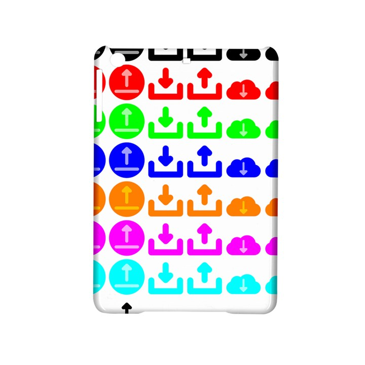Download Upload Web Icon Internet iPad Mini 2 Hardshell Cases