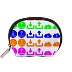 Download Upload Web Icon Internet Accessory Pouches (Small)  Front