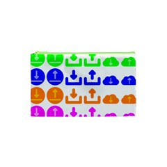 Download Upload Web Icon Internet Cosmetic Bag (XS)