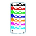 Download Upload Web Icon Internet Apple Seamless iPhone 6/6S Case (Color) Front