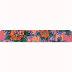 Colorful Floral Dream Small Bar Mats