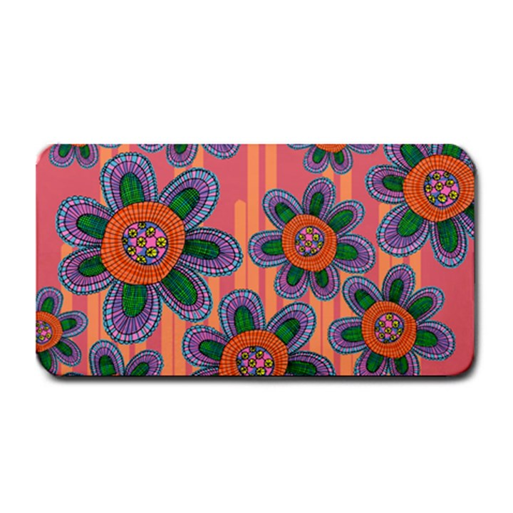 Colorful Floral Dream Medium Bar Mats