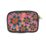 Colorful Floral Dream Coin Purse Back