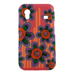 Colorful Floral Dream Samsung Galaxy Ace S5830 Hardshell Case