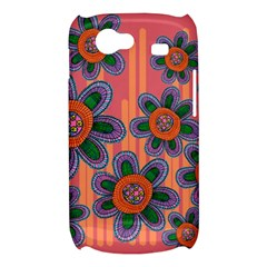 Colorful Floral Dream Samsung Galaxy Nexus S i9020 Hardshell Case