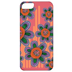 Colorful Floral Dream Apple iPhone 5 Classic Hardshell Case