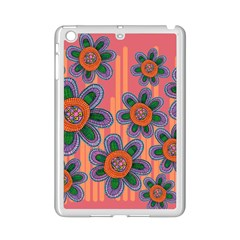 Colorful Floral Dream iPad Mini 2 Enamel Coated Cases