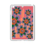 Colorful Floral Dream iPad Mini 2 Enamel Coated Cases Front