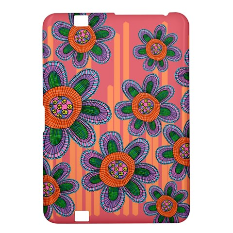 Colorful Floral Dream Kindle Fire HD 8.9