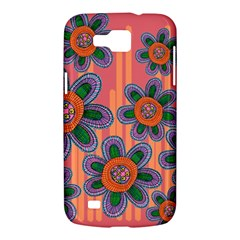 Colorful Floral Dream Samsung Galaxy Premier I9260 Hardshell Case