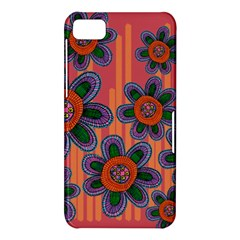 Colorful Floral Dream BlackBerry Z10