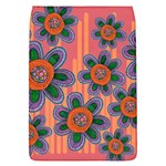 Colorful Floral Dream Flap Covers (S)  Front