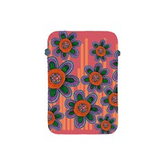Colorful Floral Dream Apple Ipad Mini Protective Soft Cases