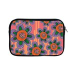 Colorful Floral Dream Apple iPad Mini Zipper Cases Front