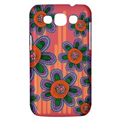 Colorful Floral Dream Samsung Galaxy Win I8550 Hardshell Case