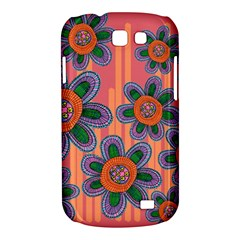 Colorful Floral Dream Samsung Galaxy Express I8730 Hardshell Case
