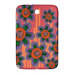 Colorful Floral Dream Samsung Galaxy Note 8 0 N5100 Hardshell Case