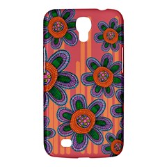 Colorful Floral Dream Samsung Galaxy Mega 6 3  I9200 Hardshell Case