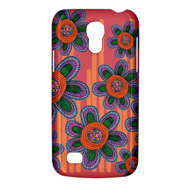 Colorful Floral Dream Galaxy S4 Mini