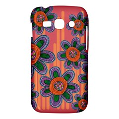 Colorful Floral Dream Samsung Galaxy Ace 3 S7272 Hardshell Case