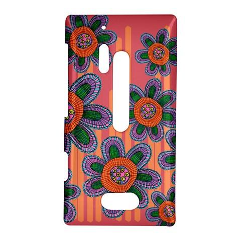 Colorful Floral Dream Nokia Lumia 928