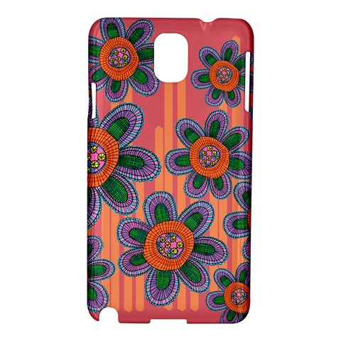 Colorful Floral Dream Samsung Galaxy Note 3 N9005 Hardshell Case