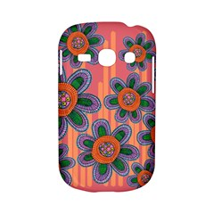 Colorful Floral Dream Samsung Galaxy S6810 Hardshell Case